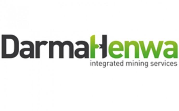 Logo PT Darma Henwa Tbk - Istimewa