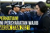 Ini Syarat Pendaftaran STAN 2021