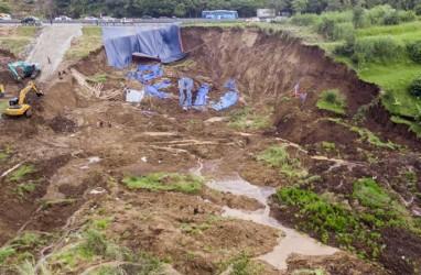 Pemkab Magelang Waspadai Potensi Longsor Susulan di Adipuro