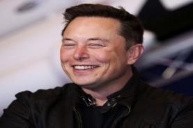 Mengintip 'Kisah Cinta' antara Bos Tesla Elon Musk…