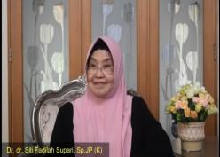 Siti Fadilah Lebih Mantap Pakai Vaksin Merah Putih