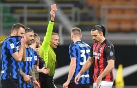 Pioli Ungkap Ibrahimovic Sudah Meminta Maaf Usai Terkena Kartu Merah