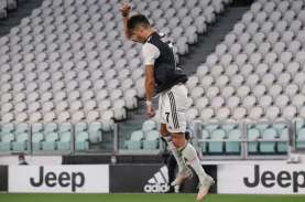Juventus Tanpa Cristiano Ronaldo di Perempat Final…