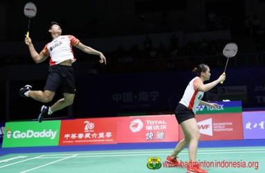 Hasil BWF World Tour Finals 2020: Praveen/Melati dan Ginting Kalah