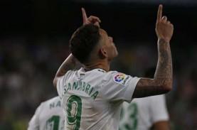 Dari Real Betis, Sanabria ke Torino untuk Bantu Hindari…