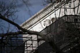 Pemulihan Ekonomi AS Moderat, the Fed Pertahankan…