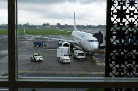 Bandara Solo dan Yogyakarta Siap Hadapi Erupsi Gunung…