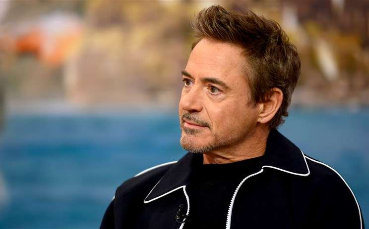 Robert Downey Jr. merilis perusahaan investasi untuk selamatkan bumi. - NBC