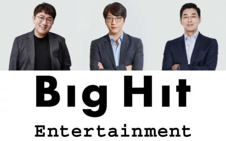 Big Hit Entertainment akan melakukan investasi di perusahaan YG Entertainment, YG Plus. - Kpop Chart