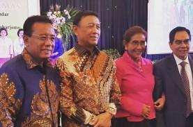 Eks KSAD Wismoyo Arismunandar Dimakamkan di Giribangun…