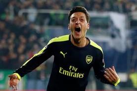 Mesut Ozil Tak Pernah Berbalik Arah, Tak Juga ke Timnas…