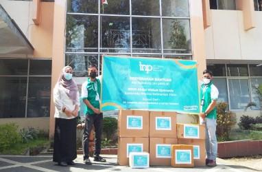 5 Rumah Sakit di Kalimantan Terima Bantuan APD