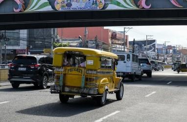 Ekonomi Filipina Susut hingga 9,5 Persen di 2020, Terparah Sejak 1946
