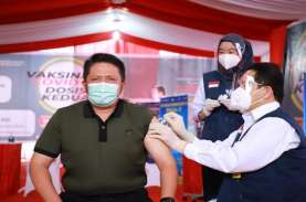Gubernur Sumsel Dapat Suntikan Vaksin Tahap Dua
