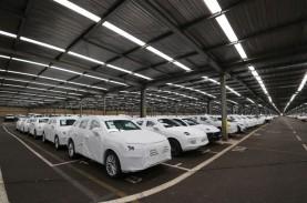Produksi Mobil di Inggris Terendah dalam 36 Tahun…