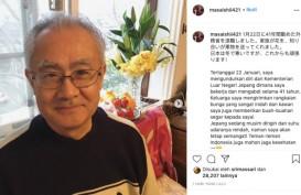 Eks Dubes Ishii Masafumi Mengundurkan Diri dari Kemenlu Jepang