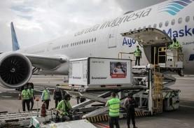 NAM Air dan Garuda Indonesia Bantu Distribusi Vaksin…