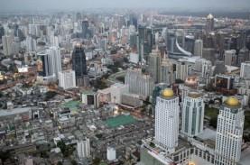 Thailand Pangkas Proyeksi Pertumbuhan 2021 Jadi 2,8…