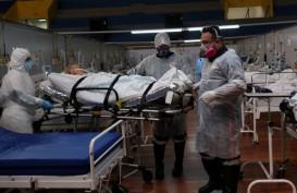 Kematian Akibat Covid-19 di Brasil Melonjak, Tembus 220.161 Kasus