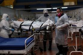 Kematian Akibat Covid-19 di Brasil Melonjak, Tembus…