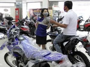Penjualan Sepeda Motor Sepanjang 2020 Turun 43,5 Persen Akibat Pandemi