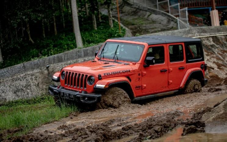 Jeep Gladiator menyasar konsumen yang senang dengan nuansa atraktif.  - Jeep