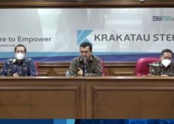 Dari Rugi Berbalik Cuan, Simak Bocoran Kinerja Krakatau Steel (KRAS)