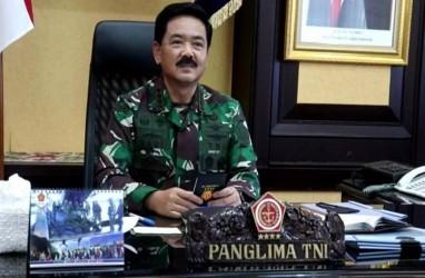 Pandemi Covid-19, Panglima TNI: Kehadiran Nakes TNI Sangat Krusial