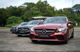 Mercedes-Benz Kuasai Pasar Mobil Premium RI, BMW Nomor Dua