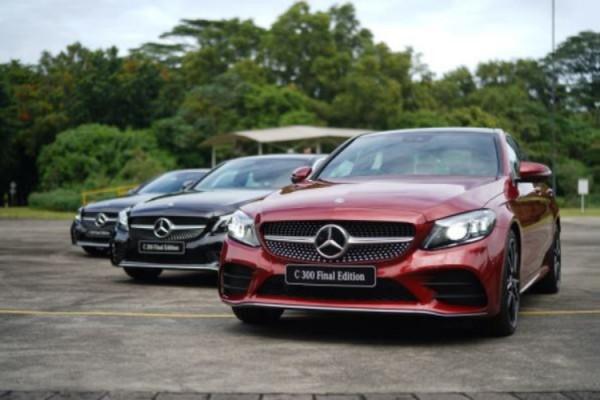 Mercedes Benz Kuasai Pasar Mobil Premium Ri Bmw Nomor Dua Otomotif Bisnis Com