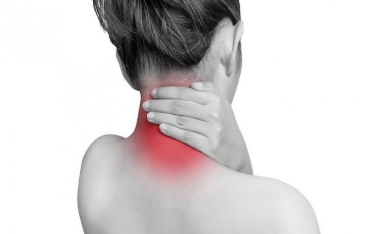 Ilustrasi nyeri leher