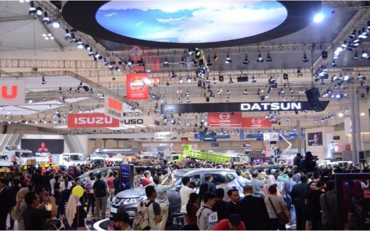 Ilustrasi GIIAS 2020. Pameran GIIAS Auto360 akan hadir dan dapat diakses publik pada Juli 2021.  - GIIAS