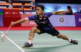 Hasil BWF World Tour Finals 2020: Kalah Lagi, Ginting Tersingkir