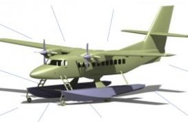 Pesawat N219 Amfibi Incar Parisiwata dan Penanganan Bencana