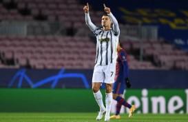 Langgar Aturan Lockdown di Italia, Cristiano Ronaldo Diperiksa Polisi