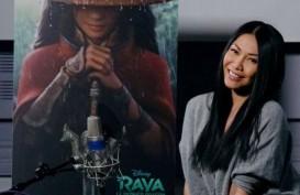 Anggun Jadi pengisi suara di Film Disney 'Raya and the Last Dragon'