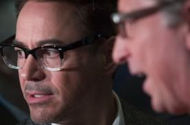 Saat Robert Downey Jr. Jadi Iron Man di Dunia Nyata