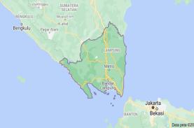 Ada Dentuman Misterius di Lampung, Begini Penjelasan…