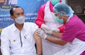 Wali Kota Palembang Dapat Suntikan Vaksin Tahap Kedua
