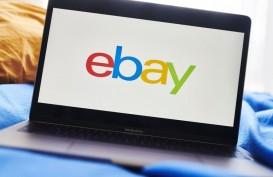 E-Bay Masuk Daftar Perusahaan yang Dikenai Pajak Digital