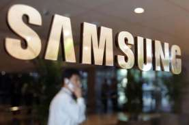 Samsung Kuasai Pangsa Pasar Smartphone 2020
