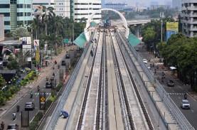 Siasati Pandemi, LRT Jakarta Relaksasi Biaya Sewa…