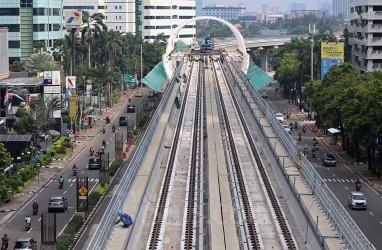 Siasati Pandemi, LRT Jakarta Relaksasi Biaya Sewa Mitra Bisnis
