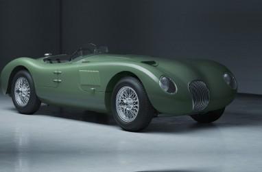 Jaguar Hadirkan C-Type Continuations Edisi Terbatas, Tertarik?
