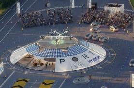 Urban Air Port Pertama Dunia Dapat Dukungan Inggris