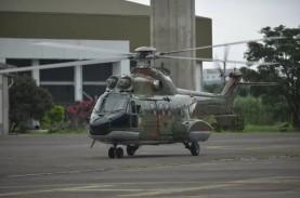PTDI Serahkan Helikopter Super-Puma ke TNI AU, Ini…
