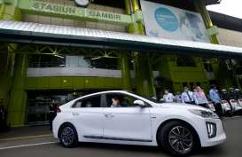 Kemenhub Borong Hyundai Ioniq Electric, Distribusi Bertahap