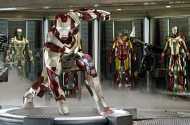 PREMIUM NOTES : Iron Man di Dunia Nyata, Ini Kandidat…