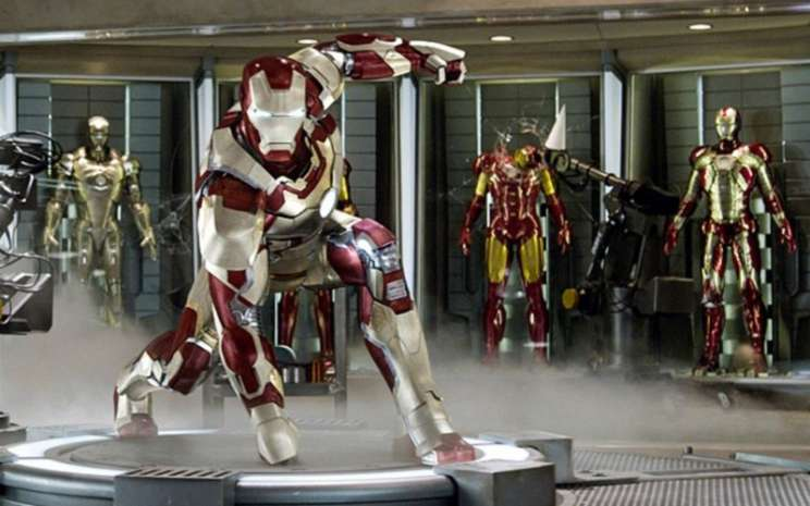 Iron Man 3 - Bloomberg/Walt Disney Pictures/Everett Collection