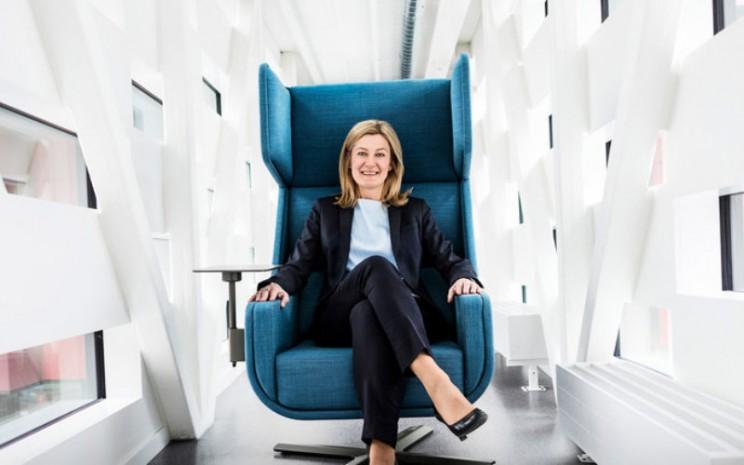 Anna Westerberg, President Volvo Buses.  - Volvo